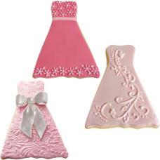 Cookie Cutter Texture Set - Dress