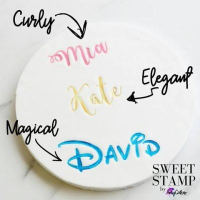 New Product Alert - Sweet Stamps