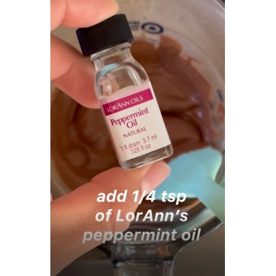 Which Lorann Oil goes in Chocolate?