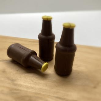3 Part Mold for Mini Bottle - 9875