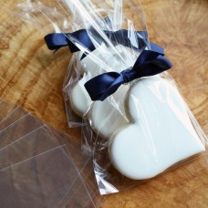 Cellophane Cookie Bags 4 x 8 Inch Flat Pack of 100