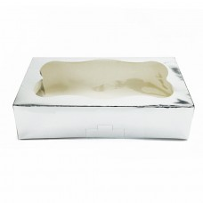 Cookie Box 1 Pound (Silver)