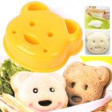 Teddy Bear Shaped Sandwich Maker