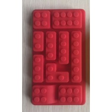 Lego Chocolat and Ice Mold 2