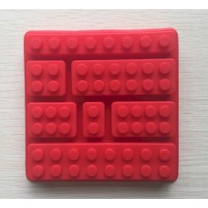 Lego Chocolat and Ice Mold 3
