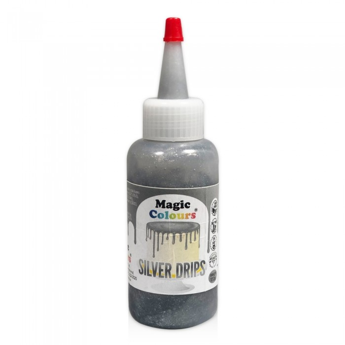 Magic Colours - Silver Drips - 100g