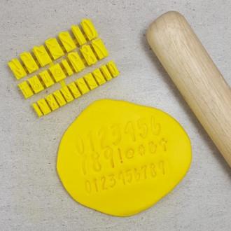 Number Stamps V2 Script  (Cookies)