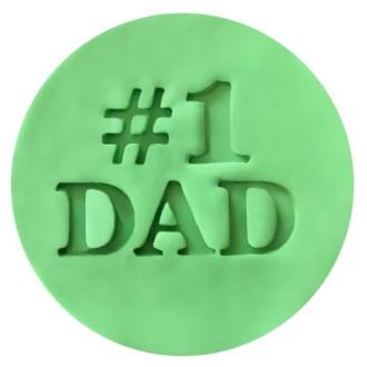 Little Biskut #1 Dad Embosser