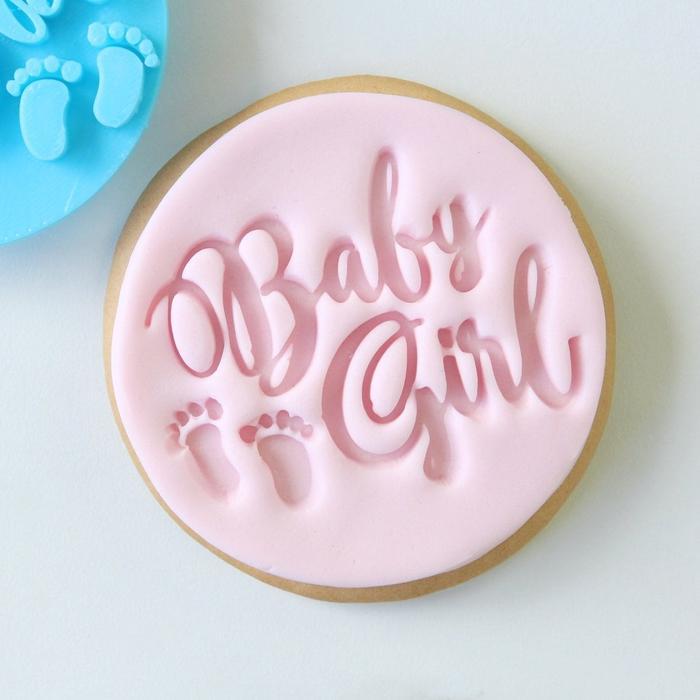 Baby Girl Embosser