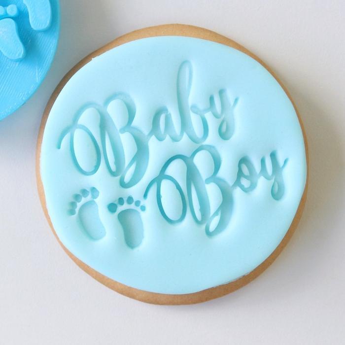 Baby Boy Embosser