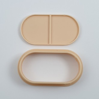 Little Biskut Pill Stamp and Cutter Set