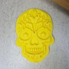 Skull 3D embosser & Cutter Set (Starry Eyes)