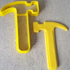 Hammer 3D embosser & Cutter Set