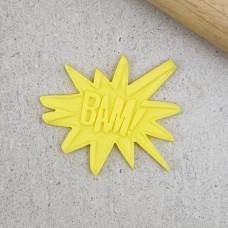 BAM! Cutter & Embosser Set