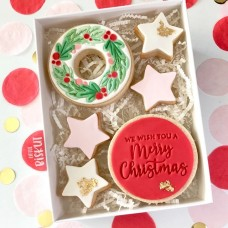 We Wish You A Merry Christmas Embosser (Little Biskut)