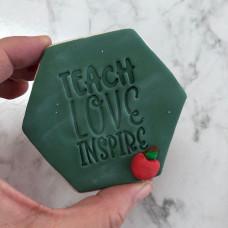 Teach Love Inspire Embosser