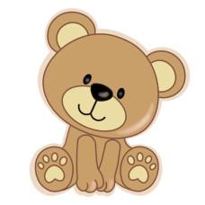 Teddy Bear Cutter & 3D Embosser