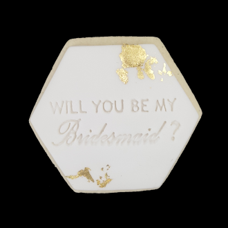 Will You Be My Bridesmaid? Embosser