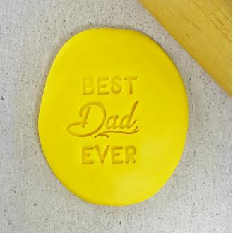 Best Dad Ever Embosser