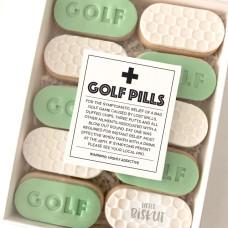 Little Biskut Golf Pill Set - Without Cutter