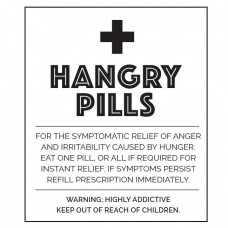 Little Biskut HANGRY Pill Set - Without Cutter