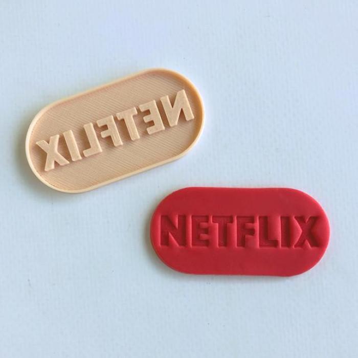 Little Biskut Netflix Pill Set - Without Cutter