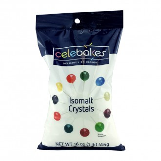 CK Products Isomalt Crystals, 1 Pound