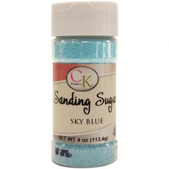 Sanding Sugar Sky Blue (4 oz)