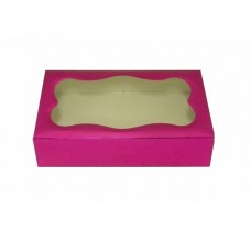 Cookie Box 1 Pound (Hot Pink)