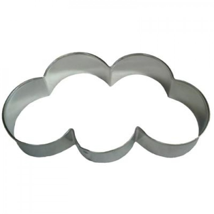 """Cloud / Olympic Rings Cookie Cutter 5"""""""