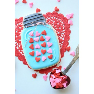 Mason Jar Cookie Cutter 4 1/4""