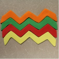Chevron Cutter 5 1/8""