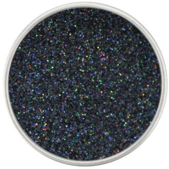 Techno Glitter - Disco Dust Black Sparkle