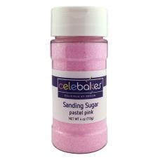 Sanding Sugar Pastel Pink (4 oz)