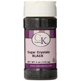Sugar Crystals Black (4 oz)