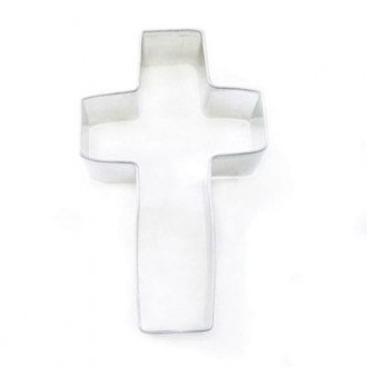 Cross Cookie Cutter 3 1/2""