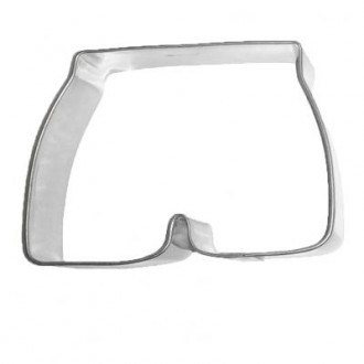 Shorts / Bathing Suit Trunks Cookie Cutter