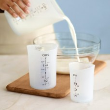 Silicone Measuring Cup (2 cups)