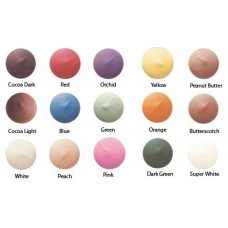 Colored Chocolate 25 pounds (Pre-order - Your Choice of Color) Pick Up Only