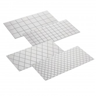Texture Mat - Diamond and Square