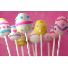Cake Pop Egg Shaped Mold