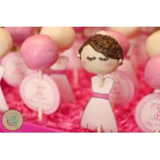"Sticks 3-3/4"" Cake Pop (50)"