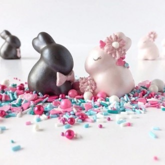 Cake Pop Bunny Shaped Mold