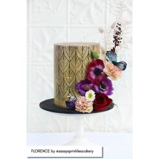 Mesh Cake Stencil - Florence Caking it Up