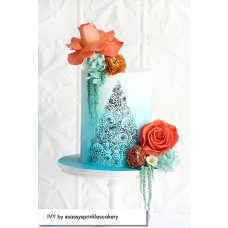 Mesh Cake Stencil - Ivy Caking it Up