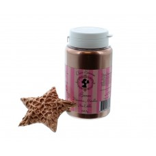 Claire Bowman Bronze Decorative Metallic Lustre Dust 28.3g (Rose Gold)