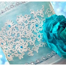 Crystal Candy Lace Mat Paradise