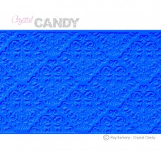 Crystal Candy Lace Mat Damask