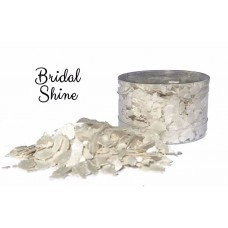 Edible Flakes Bridal Shine Pearl
