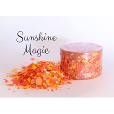 Edible Flakes Sunshine Magic